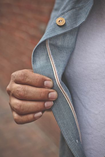 RedWiteBlue & Co. - Chambray Selvage