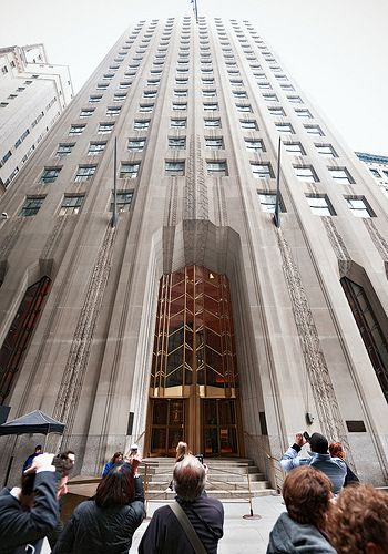 Irving Trust Company (1931), 1 Wall Street, New York, New York - Ralph Walker