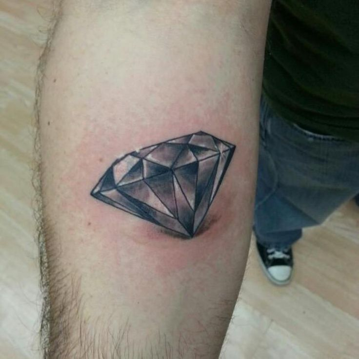 02 Black Diamond Tattoo