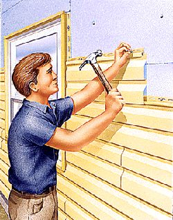 How to Install Vinyl Siding in 23 Steps - Tips on Vinyl Siding Installation
