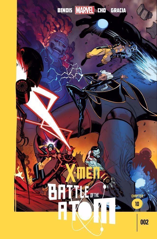 X Men Battle Of The Atom 2 Of 2 In 2020 X Men Comics Marvel
