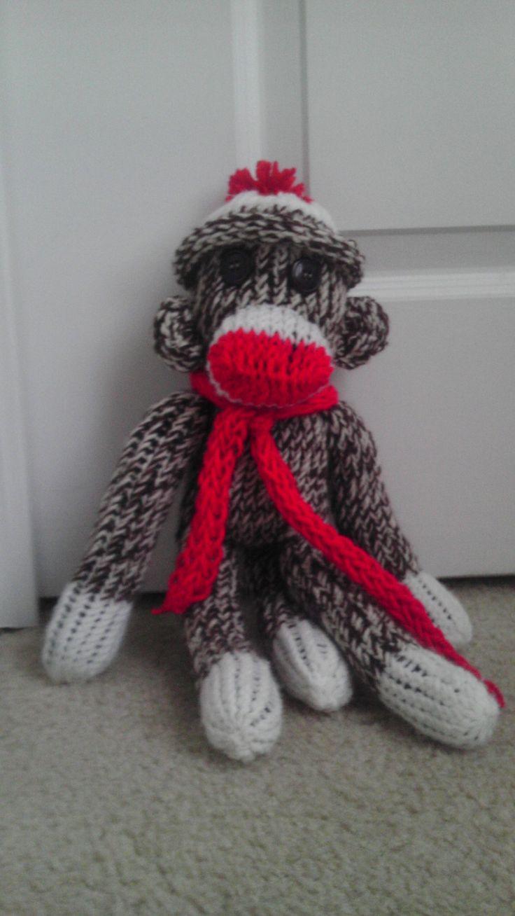 244 best sock monkey images on pinterest sock monkeys monkey eliji the sock monkey bankloansurffo Images