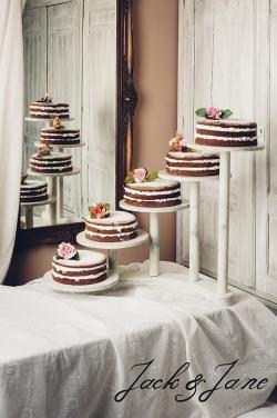 Tortaállványok | Jack&Jane tortaállványok