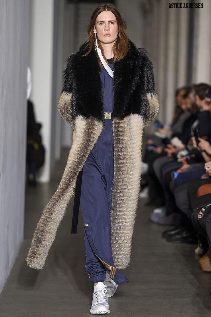 Astrid Andersen Kollektion Höst/Vinter 2017 | Danish Fashion.info