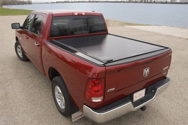 This Retrax ONE Tonneau Cover is one of the best available. Make sure one of these are under the tree from him this year!