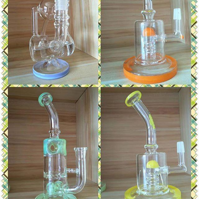 Bongs on sale for today.  #glassbongs #glasswarerpipe #weedbongs #bongsonsale #minibongs #smokingbongs #bentbongs #bongsandbowls    #Regram via @maggie_miq)