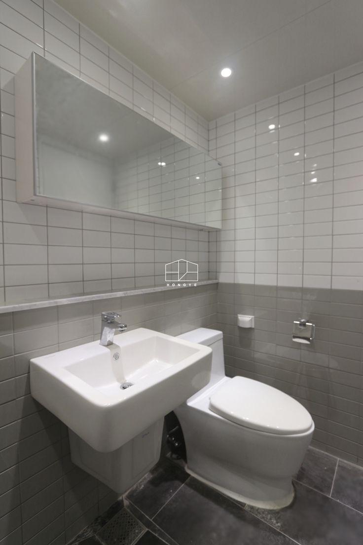 얼마 전 완공 한 동탄 메이루즈 아파트 32평 아파트 인테리어 ! 전체적으로 고객이 좋아하는 색상의 화이트...