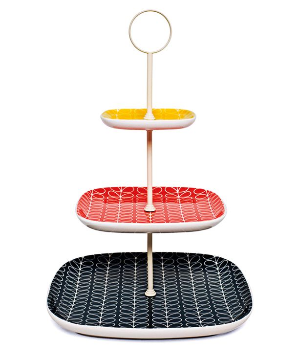 Orla Kiely cake stand - Orla Kiely ... | Home & Decor Singapore