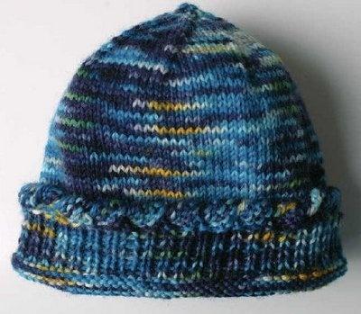 Free Newborn Hat Knitting Pattern Gallery Knitting Patterns Free