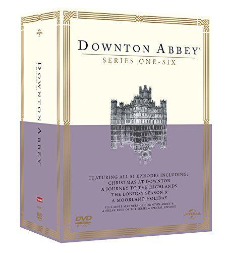 Downton Abbey - Series 1-6 [DVD] [2015]