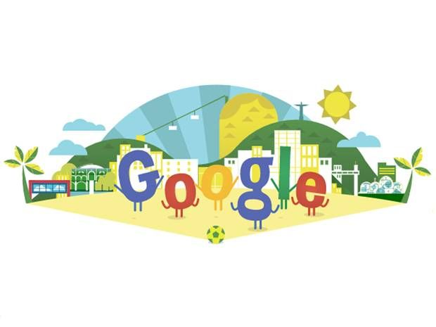 World Cup 2014: Google Doodle celebrates launch of football tournament in Brazil - News - Gadgets and Tech - The Independent