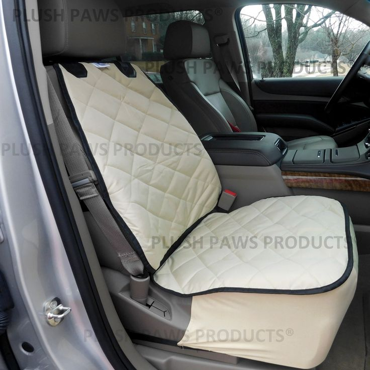 Plush Paws ProductsR Co Pilot Bucket Car Seat Cover