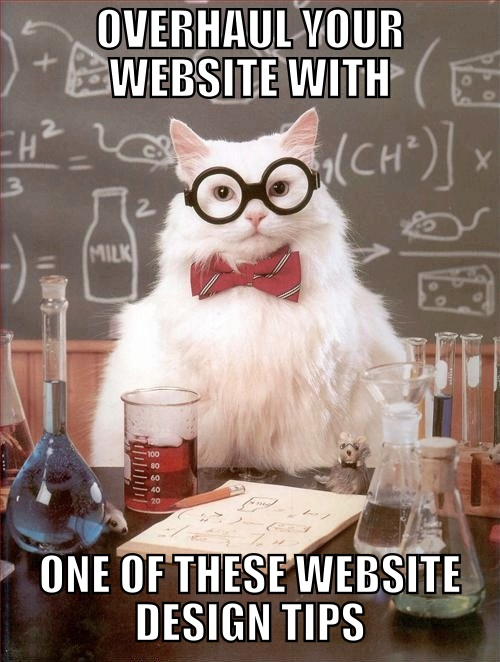Overhaul Your Website With One Of These Website Design Tips
