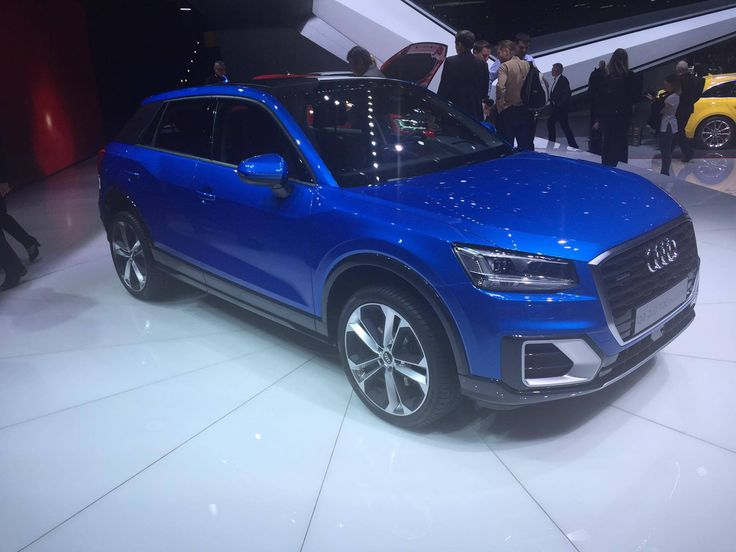 2016 Geneva Motor Show Live: New Live Photos With Audi Q2 Subcompact Crossover After having seen 5 teasers of it, we finally get to see the new Audi Q2 car – an urban vehicle meant for everyday driving and recreation, providing a high level of functionality and a progressive design. Audi Q2 is meant for a different audience target group than the bigger Audi crossovers,...