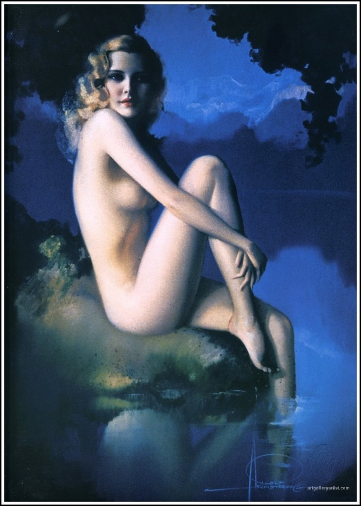 Rolf Armstrong (1889 - 1960)
