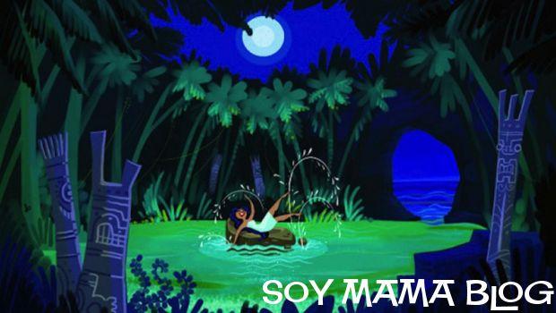 Moana la nueva Princesa de Disney