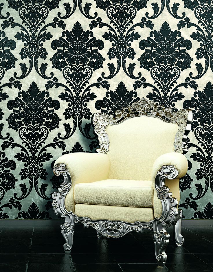 Portofino - itališki tapetai papuošiantys Jūsų namus.