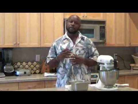 How to make Virgin Islands Johnny Cake (Video)  Johnny cakes.... They hold such a special place in my heart, I've always wanted to make them.  ..... I don't think mine will ever live up to Renee's. <3 Beth