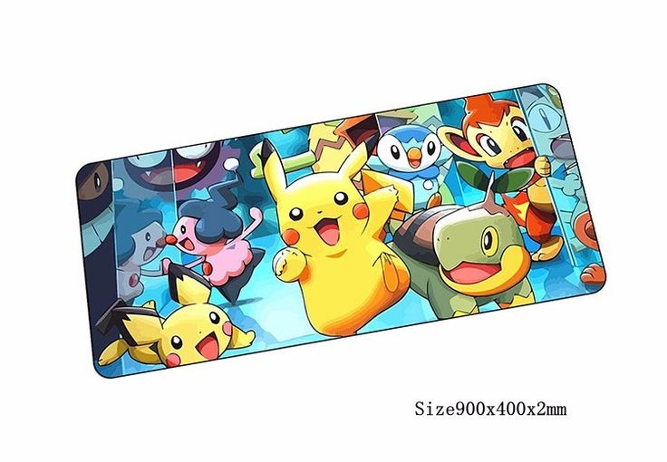 pokemon mouse pad 900x400x2mm pad to mouse notbook computer mousepad High-end gaming padmouse gamer to laptop keyboard mouse mat