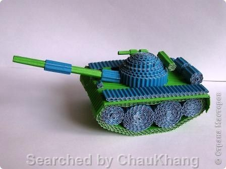 stranamasterov.ru – 3D Quilled transport, military and more (Searched by Châu Khang)