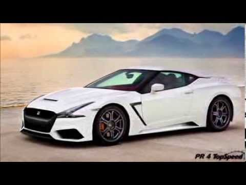 PREVIEW New 2016 Nissan GT-R R36 Hybrid Godzilla 600 hp 200 mph
