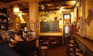 Ai Tre Scallini a Monti, per una birra, qualche oliva e il salame tartufato