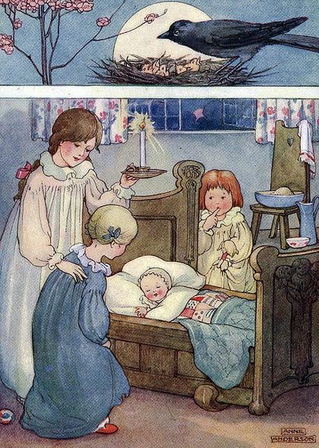 Everyone Goes to Sleepyland - Anne Anderson