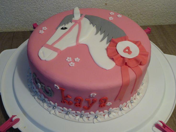 taart paard