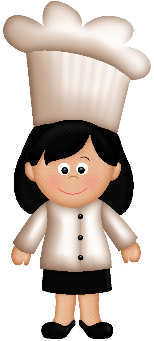 Dibujos De Cocineras Dibujo Para Colorear Cocinero