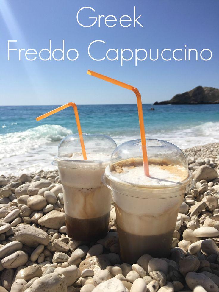 Greek Freddo Cappuccino