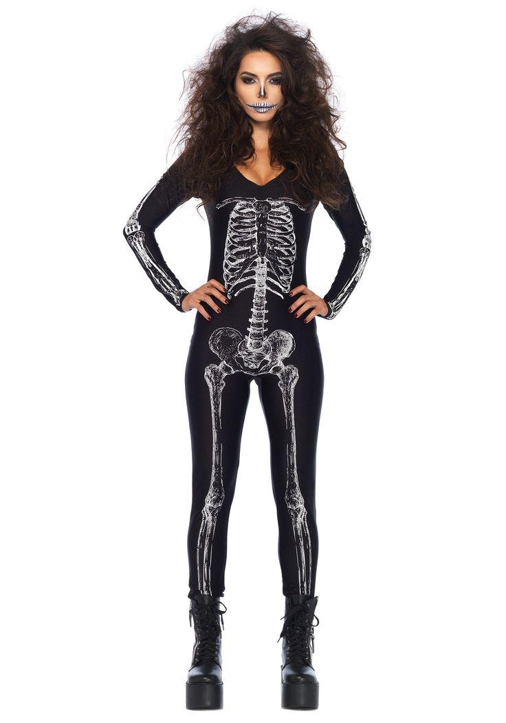 Bedste 25 Skeleton kostume kvinder ideer på Pinterest-9928
