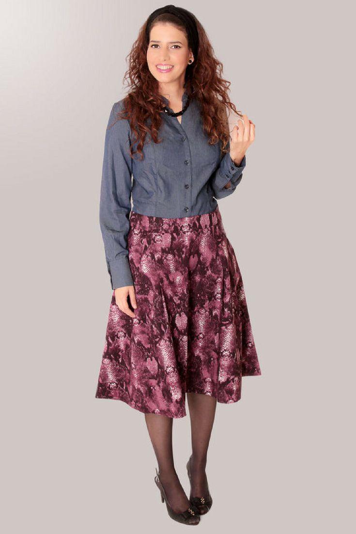Skirt with pockets,Midi skirt,Purple flared skirt,Elegant skirt,Midi skirt for women,Flattering skirt,Midi skirt outfit,Fall midi skirt