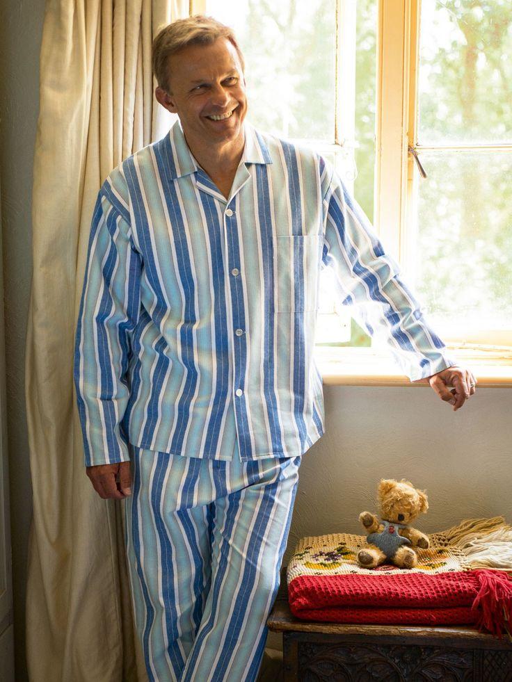 ie-Cord Traditional Pyjamas