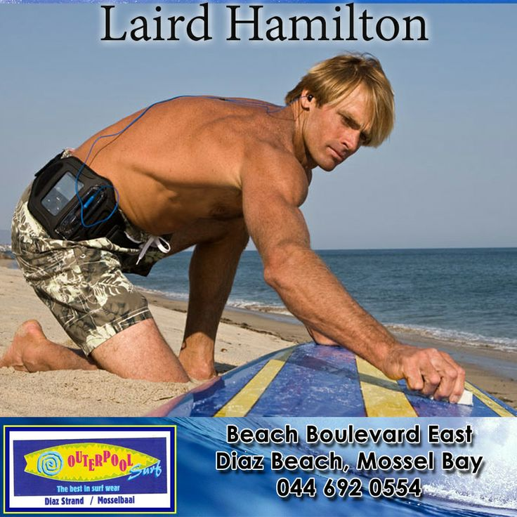 Laird Hamilton (born March 2, 1964) is an American big-wave surfer, co-inventor of tow-in surfing, and an occasional fashion and action-sports model. He is married to Gabrielle Reece, a professional volleyball player, television personality, and model. Click here to read more about Laird: http://on.fb.me/1iBRlta #Surfer #Hamilton #sport