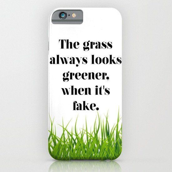 Grass 3 iphone case, smartphone