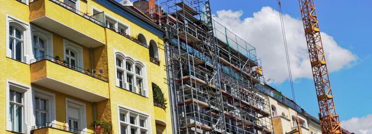 Sconto fiscale del 50% per ristrutturazione della facciata di un edificio in comproprietà