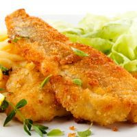 Beer Battered Fish - Also very good with pork chops also.