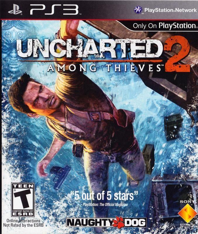 Uncharted 2 Among Thieves Playstation 3 En 2020 Juegos De Ps3 Inexplorado Juegos