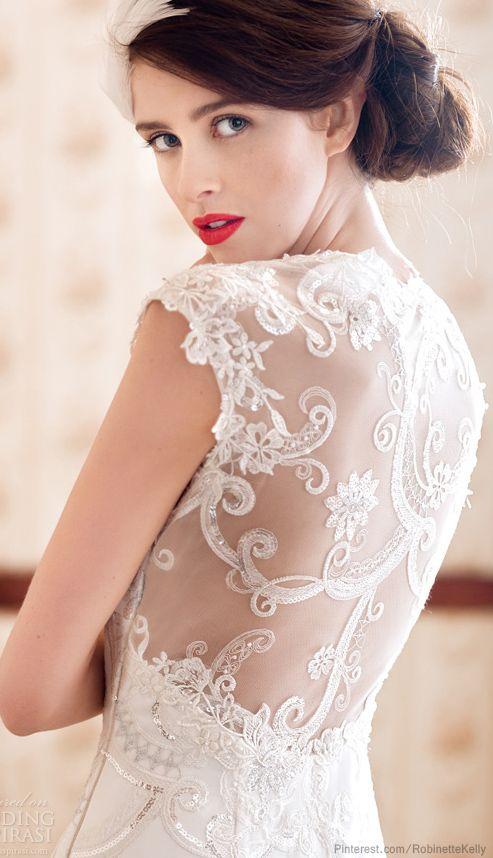 Charlotte Balbier 2014 Wedding Dresses