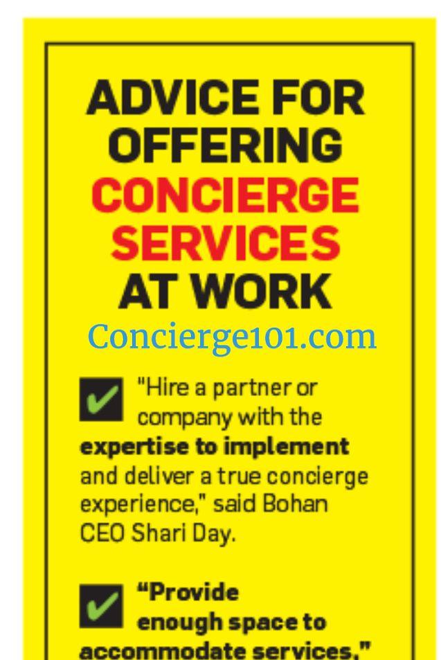 How To Start At Concierge Errand Business Concierge101 Com