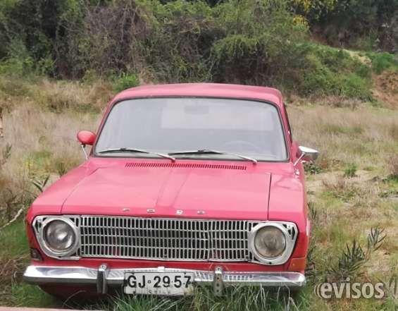 Vendo Ford Taunus 12m 1970 Venta De Autos Motor En V Ford