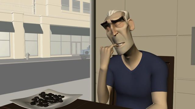 Animation Mentor Class 4 dialogue acting shot on Vimeo