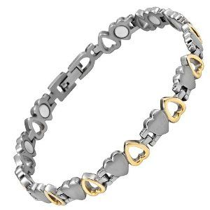 Willis Judd New Womens Love Heart Titanium Magnetic Bracelet with Free Link Removal Tool  http://electmejewellery.com/jewelry/bracelets/link/willis-judd-new-womens-love-heart-titanium-magnetic-bracelet-with-free-link-removal-tool-com/