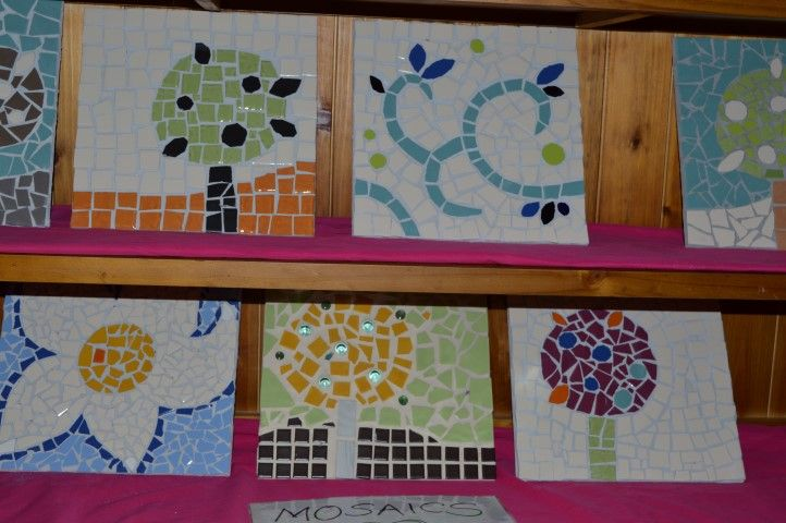Just a few of our mosaics for sale