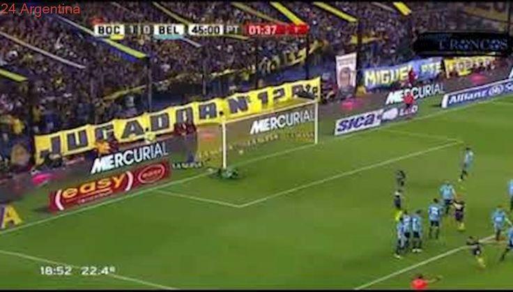 Boca juniors VS belgrano en vivo mas link