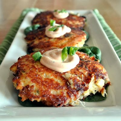 Best Ever Crab Cakes and Gluten~ Free!