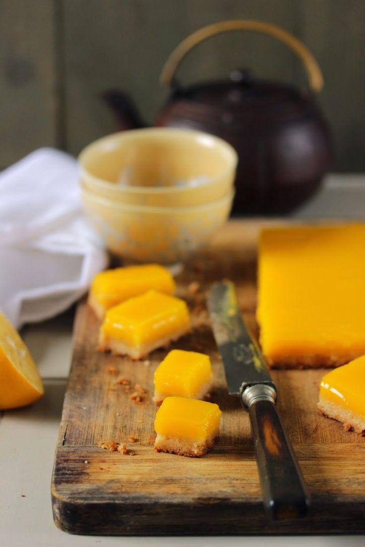 Dans la cuisine de Sophie: Tarte au citron légère au yaourt
