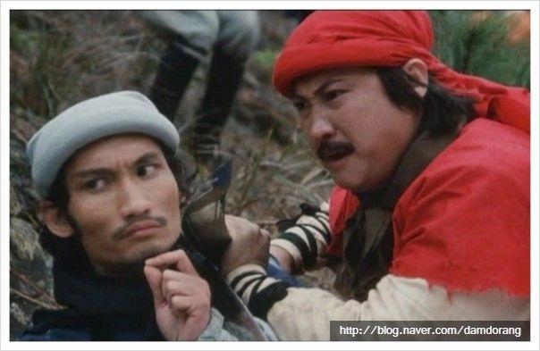 Kung Fu Movie Star # Tsui Hark & Sammo Hung