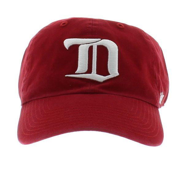 Detroit Red Wings Clean Up Dad Hat | CraniumFitteds.com
