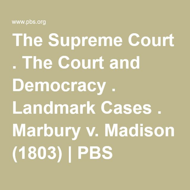 The  Best Supreme Court Cases Ideas On   Supreme